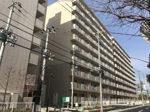 県営西宮浜松原住宅